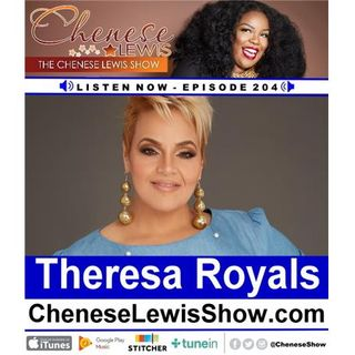 Theresa Royals - Episode #204