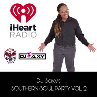 DJ Saxy - DJ Saxy Southern Soul Party Mix 2