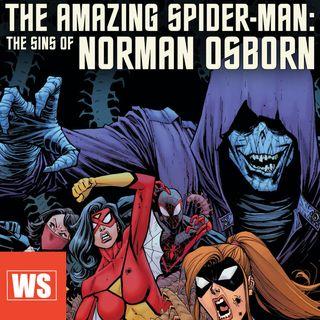 The Sins of Norman Osborn #1: Marvel Comics Round Up Weird Science