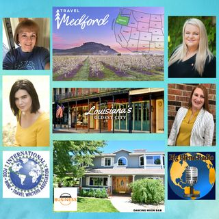 A Big Blend Radio Toast to Tourism with Ashley Cates, Kelli West, Maria Coder, Annette Lewis