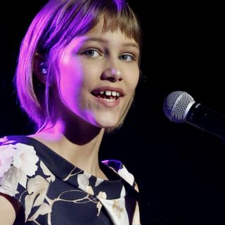 Grace VanderWaal talks Mean Girls