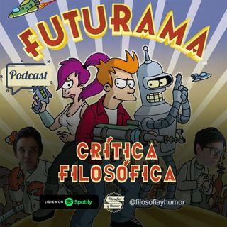 Crítica filosófica: Futurama