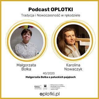40_2020 Małgorzata Bołka o pałuckich pająkach