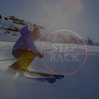Step Back #11| Ski Pass
