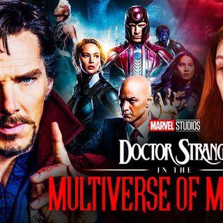 Multiverse of Madness Concept Art: Wanda vs …!