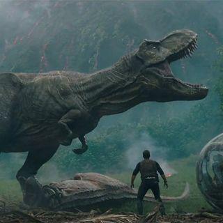 Episode 27: Jurassic World: Fallen Kingdom 5/10 Smooches