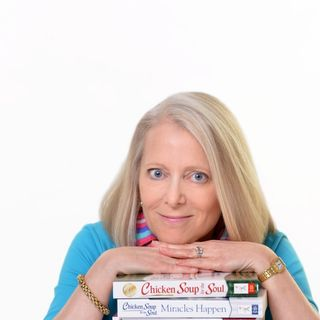 Amy Newmark of Chicken Soup for the Soul returns to #ConversationsLIVE