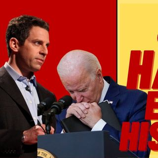 """SAM HARRIS Eats His Own Words Over """"The Adults In The Room"""""""