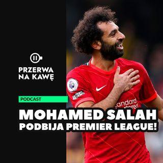 Mohamed Salah podbija Premier League!
