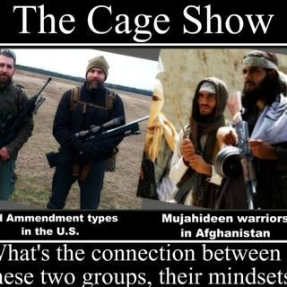 2nd Amendment types in U.S. vs the Mujahideen of Afghanistan, the connection