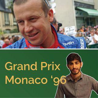 Gran Prix di Monaco 96: Il diluvio sul Principato