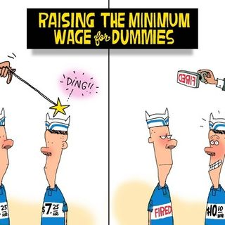 the minimum wage mix up
