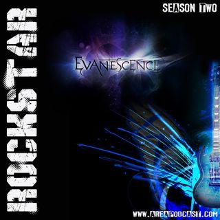 Evanescence & Amy Lee from Rockstar @Radio Star 2000