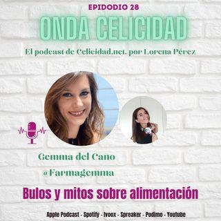 OC028 - Bulos y mitos en alimentacion, con Gemma del Caño