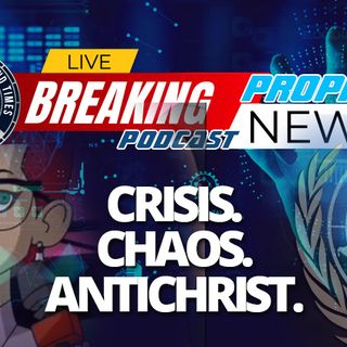 NTEB PROPHECY NEWS PODCAST: Predictive Programming Is Right Now Telling A Lost World To Prepare To Receive The Mark Of The Beast