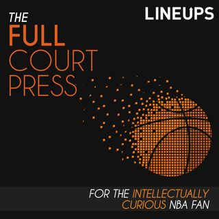Full Court Press NBA Podcast Episode 152 Rockets Pacers Bulls Analysis