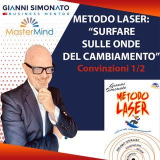 #11 Metodo Laser: Convinzioni (1/2) Capitolo 2-4