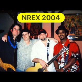 """Episode 42 - """"Red House"""" cover by NREX Band 2004"""