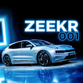 61. Zeekr 001EV Reveal | Geely's Electric Premium Brand