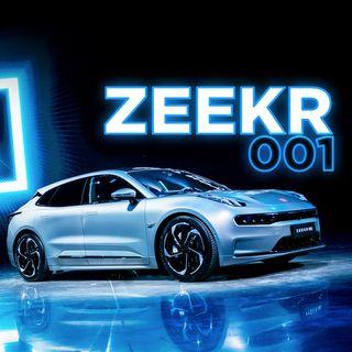 61. Zeekr 001EV Reveal | Geely's Electric Premium Brand