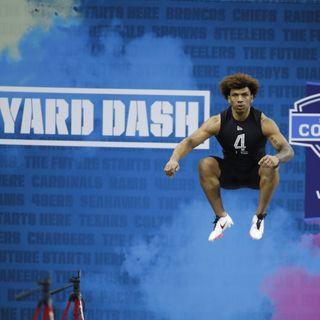 TGT NFL Show: News from last week's combine and much more