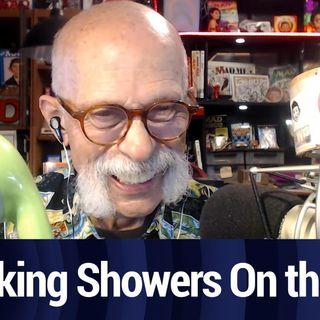 TTG Clip: Portable Shower Kit