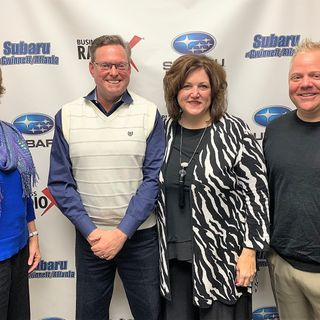 MARKETING MATTERS WITH RYAN SAUERS: Michelle Sutter with World Insurance Association Consulting Group and Rick Sutter with The Agents' Marke