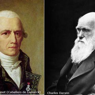 Episódio 01  - Evolução  - ( Darwin e Lamarck e um pouco de Fixismo)