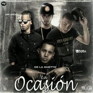La Ocasion (Extended Version) - De La Ghetto Ft. Ozuna, Arcangel Y Anuel AA (Edit By DJ Basico Impromix)
