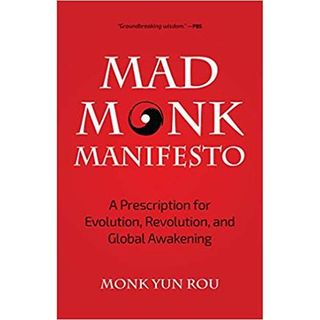 Author Monk Yun Rou