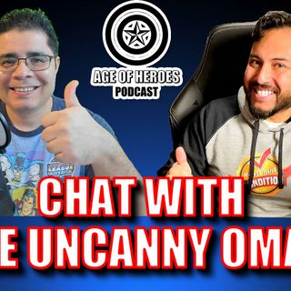 Chatting with The Uncanny Omar from Near Mint Condition | Episode #176