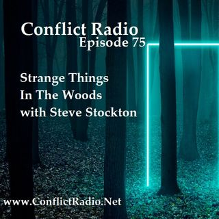 Episode 75 Strange Things In The Woods & Missing 411 with Steve Stockton