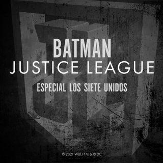 BATMAN: ESPECIAL LOS SIETE UNIDOS