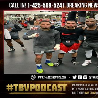 ☎️Breaking News: Gervonta Davis I'm WORRIED About Making Weight😱My Life Depends On Making Weight😳❗️