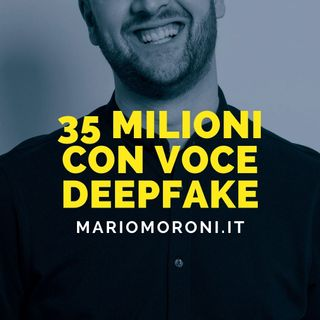 Rubano 35 milioni alla banca grazie alla voce deepfake