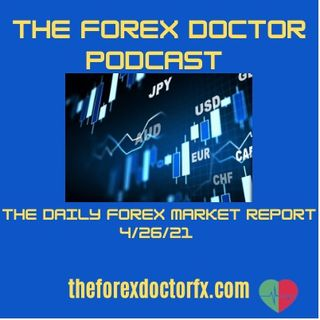 Episode 27 - The Forex Doctor Podcast 4/26/21