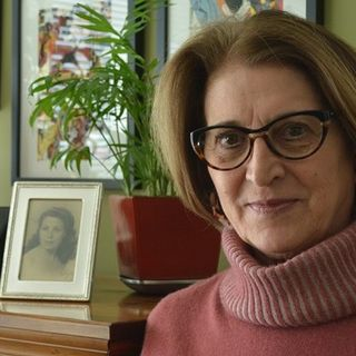 """HumorOutcasts Interview with Concha Alborg Author of """"My Mother, That Stranger, Letters from the Spanish Civil War"""""""