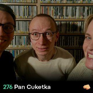 SNACK 276 Pan Cuketka