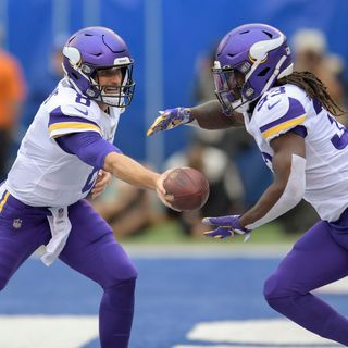 Purple People Eaters: Vikings/Lions Preview! Cousins Deep To Diggs & Defense!