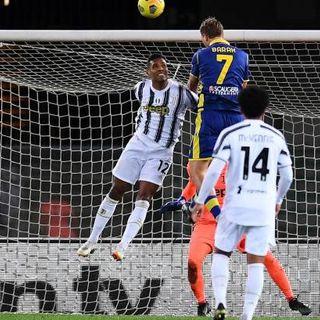 Anticipi di campionato: la Juve stecca a Verona, la Lazio crolla a Bologna