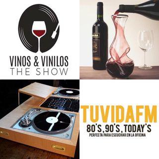 VINOS & VINILOS THE SHOW 8/02/2020