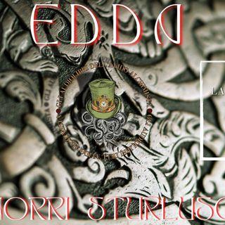 La Mitologia norrena - EDDA di Snorri Sturluson.