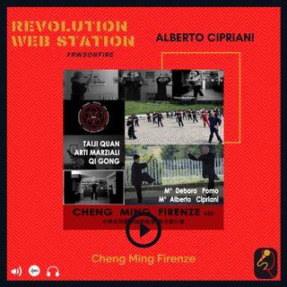 """INTERVISTA ALBERTO CIPRIANI - DOTTORE E MAESTRO DELL'ASSOCIAZIONE """"CHENG MING FIRENZE"""""""
