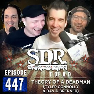 Theory Of A Deadman (Tyler Connolly And David Brenner) - T Of A D