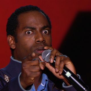 BARON VAUGHN: GRAND THEFT AUDIO (07/18/2013)