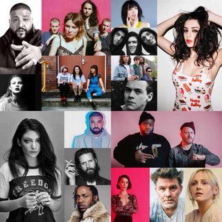 #MusicBrownlow #BestOf2017 Top 20 Podcast