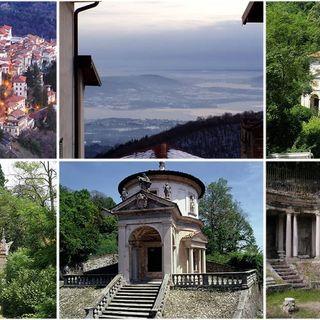 Una visita al Sacro Monte di Varese