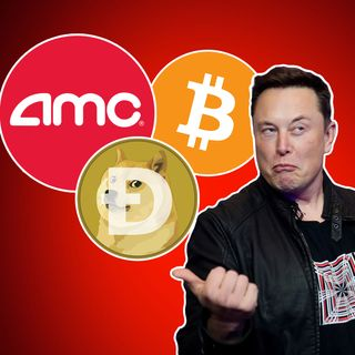 258. AMC Will Accept Bitcoin Payments | Elon Musk Suggests Dogecoin Instead