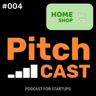 #004 Home Shop, uma ideia que quer mudar a forma como você vai ao mercado
