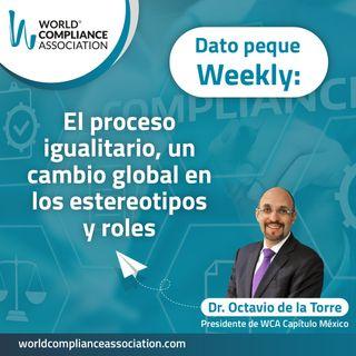 E34 Dato Weekly: El proceso igualitario, un cambio global en los estereotipos y roles